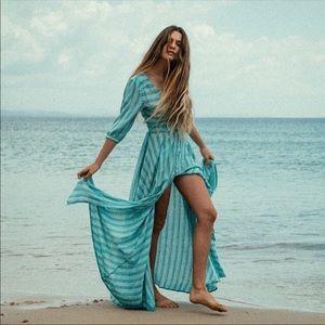 Spell Island Boho Gown